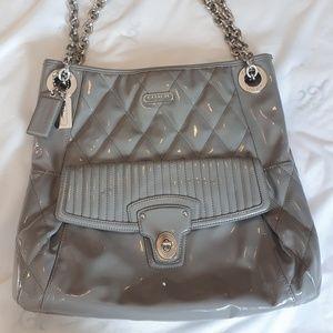Coach Poppy Liquid Gloss Bag